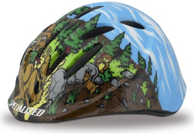 Specialized Small Fry Toddler helmets