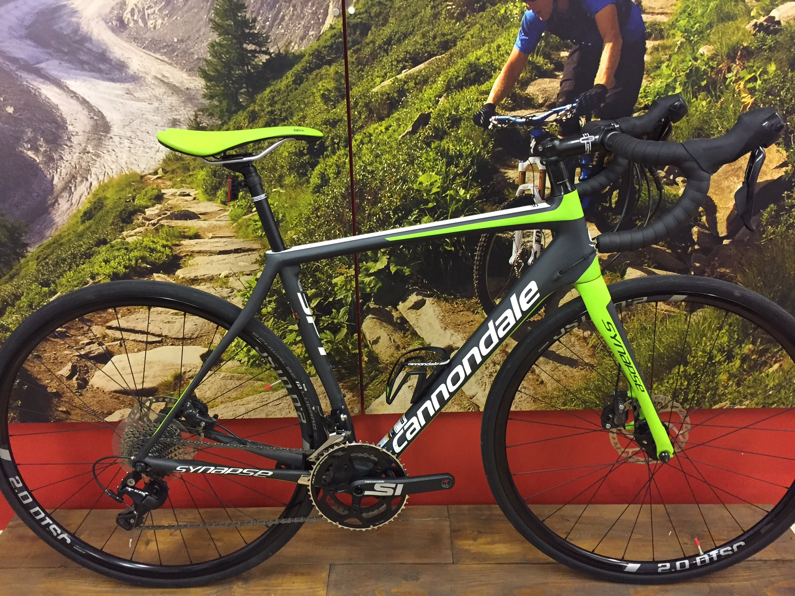 Cannondale Synapse used