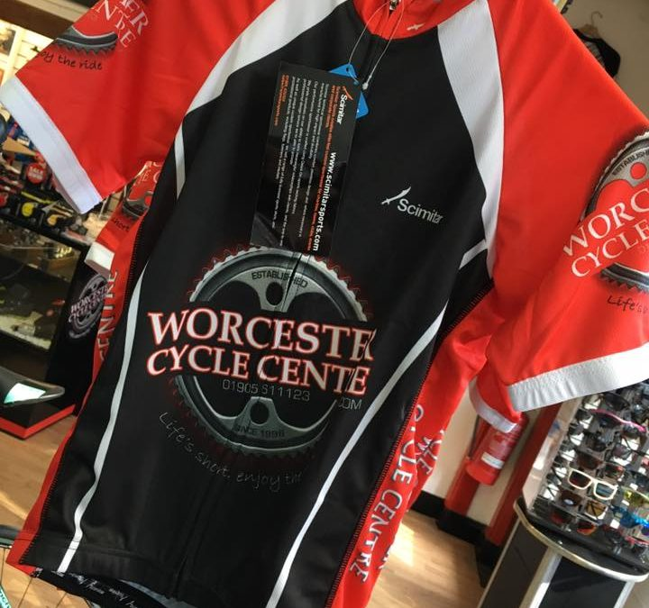 WCC shop jerseys just in!