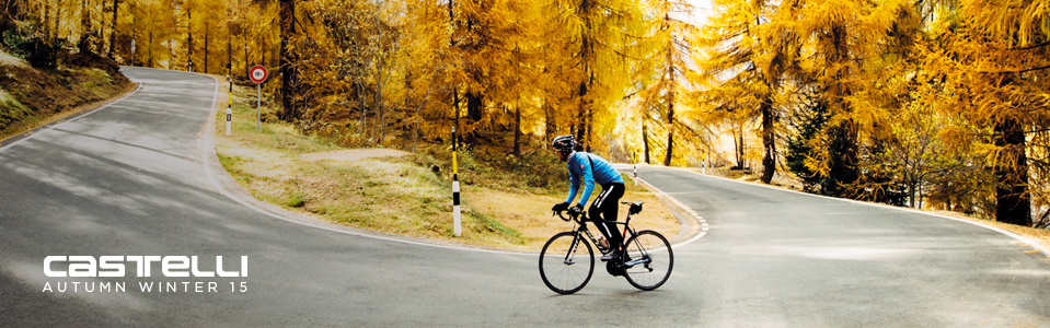 Castelli Winter Clothing now in!