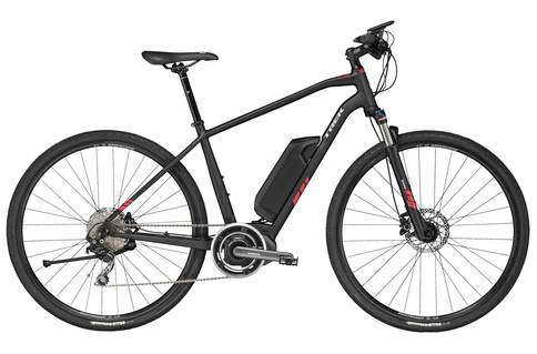 Trek Dual Sport + 2018 Electric Hybrid Bike
