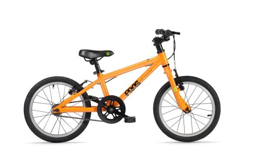 Frog 48 orange kids bike
