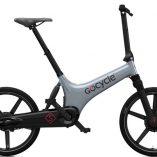 GoCycle Grey black