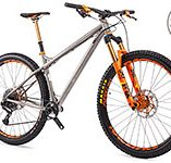 Orange T9 custom bike