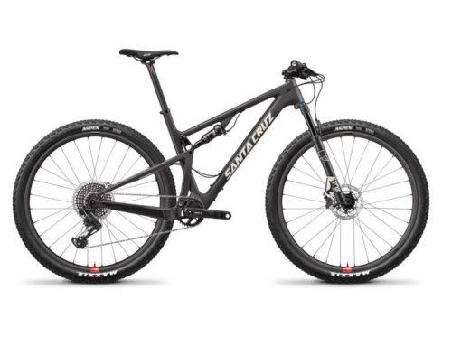 Santa Cruz Blur CC X01 Reserve Carbon Wheels Black 2019