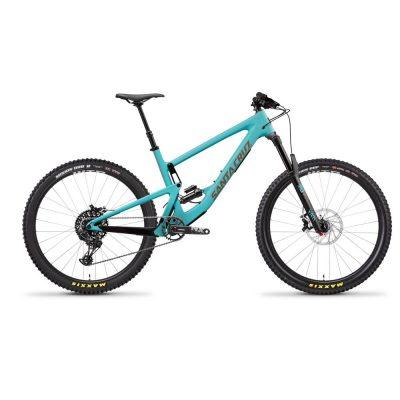 Santa Cruz Bronson C Blue 2019