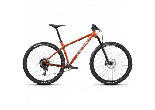 Santa Cruz Chameleon orange 2019