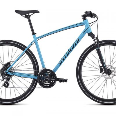 Specialized Crosstrail Hydraulic Disc Blue