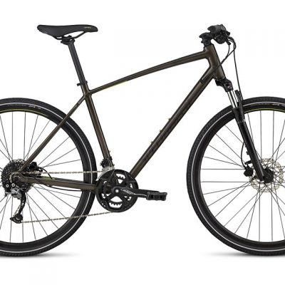 Specialized Crosstrail Hydraulic Sport Disc Black