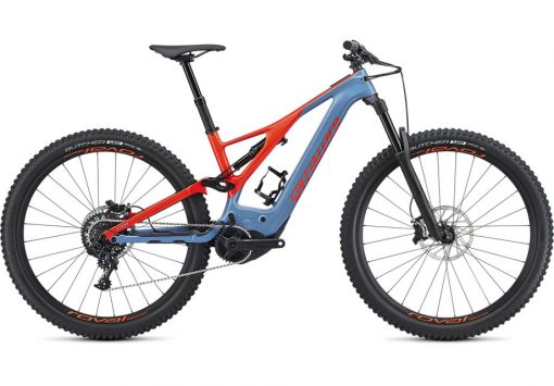 Specialized Turbo Levo Expert Carbon FSR Red-blue