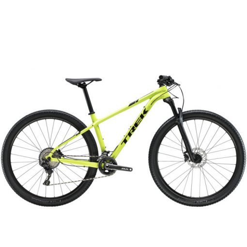 Trek X-Caliber 9 yellow