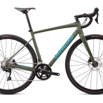 2020 Specialized Diverge Comp E5 Green