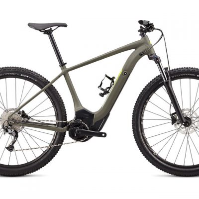 2020 Specialized Turbo Levo Hardtail Green