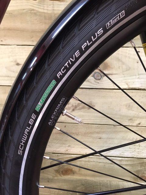 2020 Trek Verve 1 Lowstep 300wh Battery E Bike