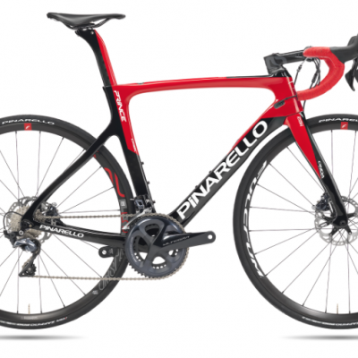 Pinarello Prince Disk Red 2020