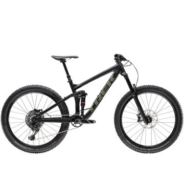 Trek Remedy 8 2020 Black