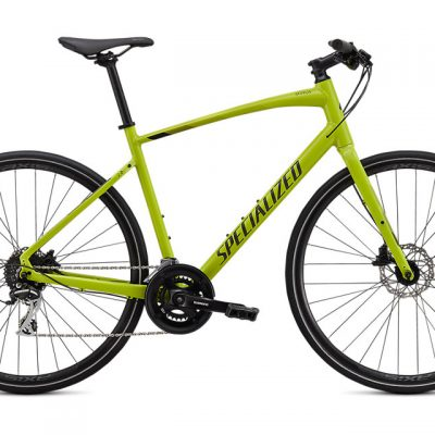 2020 Specialized Sirrus 2.0 Green