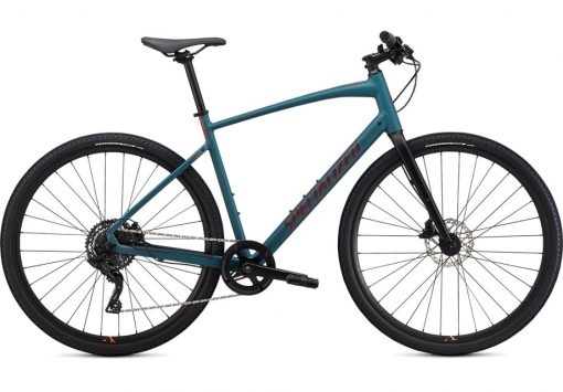 2020 Specialized Sirrus X 2.0 Turq