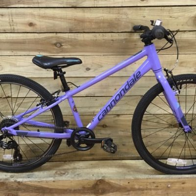 Cannondale Quick 24 Kids used