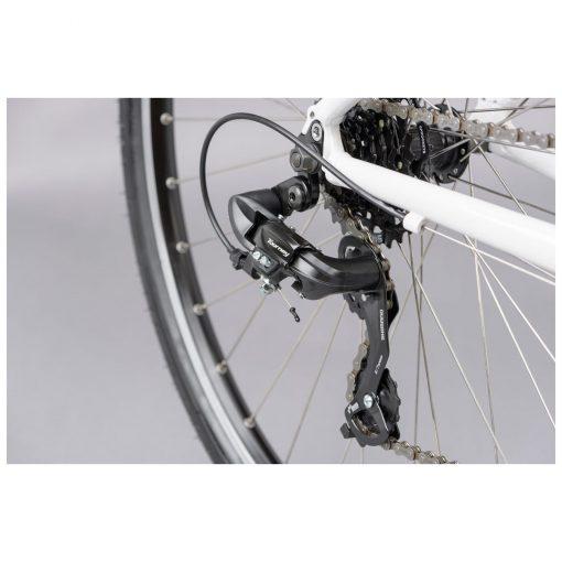Ridgeback Motion Open Shimano rear gearing
