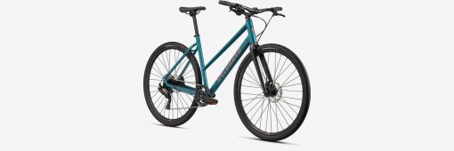 Specialized Sirrus X 2.0 Step Through 3/4 view