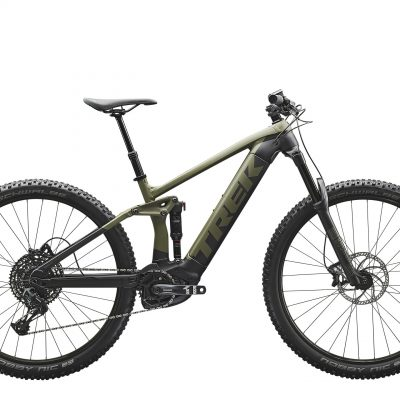 Trek Rail 5 625Wh 2021 Green
